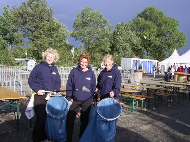 Vrijwilligers TKH
