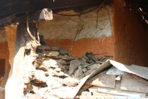 Schade aardbeving Mauja