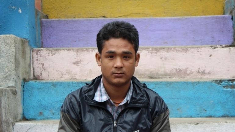 Binod Chhetri