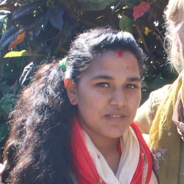 Sarmila Pariyar
