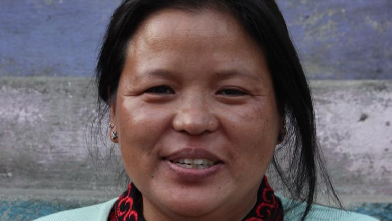 Santoshi Gurung