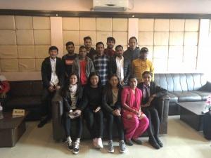 foto studentencommissie